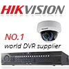HIKVISION   NO.1 world DVR supplier