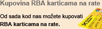 RBA kupovina na rate
